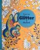 ,<b>Glitter kleurboek Ocean life</b>