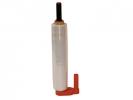 ,handafroller voor handwikkelfolie Raadhuis kunststof        400-500mm