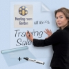 ,Magic-Chart Legamaster Whiteboard 60x80cm transparant