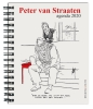 ,<b>Peter van Straaten weekagenda 2020</b>