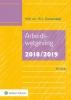 W.L.  Roozendaal,Arbeidswetgeving 2018/2019