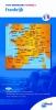 ANWB ,Wegenkaart 1. Frankrijk