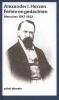 <b>Alexander I.   Herzen</b>,Feiten en gedachten memoires 1847-1852