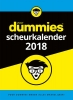 ,Voor Dummies scheurkalender 2018
