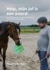 <b>Paulien  Rutgers</b>,`Help, mijn juf is een paard!`