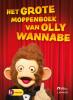 ,Het grote moppenboek van Olly Wannabe