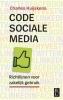 Charles Huijskens,Code sociale media