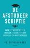 <b>Peter Nederhoed</b>,De afstudeerscriptie