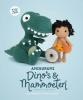 <b>Joke Vermeiren</b>,Amigurumi Dino`s en Mammoeten