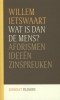 Willem  Ietswaart,Wat is dan de mens?