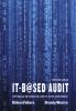 Brenda  Westra ,IT-based audit