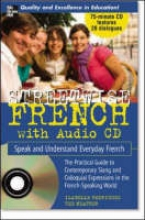 Rodrigues, Isabelle Streetwise French (Book + 1 CD)