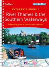 Collins Maps River Thames and Southern Waterways