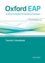 Oxford EAP: Pre-Intermediate B1. Teacher`s Book, DVD and Audio CD Pack