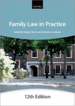The City Law School Family Law in Practice