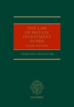 Spangler, Timothy The Law of Private Investment Funds