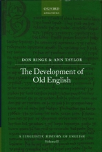 Don Ringe,   Ann Taylor The Development of Old English