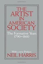 Harris, The Artist in American Society