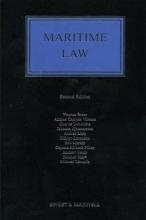 Baatz, Yvonne Maritime Law