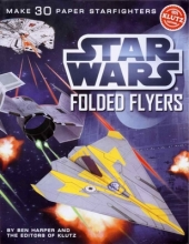 Harper, Benjamin Star Wars Folded Flyers