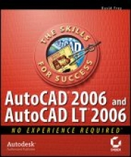 David Frey AutoCAD 2006 and AutoCAD LT 2006