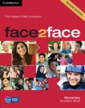 Gillie Cunningham Chris Redston, face2face Elementary Student`s Book