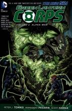 Tomasi, Peter J. Green Lantern Corps 2
