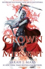 Sarah,J. Maas Crown of Midnight