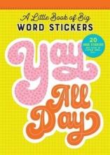 Pipsticks(r)+workman(r) A Little Book of Big Word Stickers