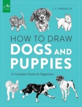 Amberlyn, J. C. How to Draw Dogs and Puppies