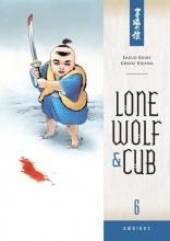 Koike, Kazuo Lone Wolf & Cub Omnibus 6