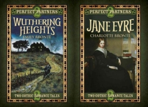 Bronte, Charlotte,   Bronte, Emily Jane Eyre & Wuthering Heights