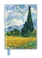 Van Gogh Foiled Journal