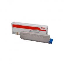, Toner Oki 46508711 blauw HC