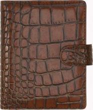 Pj212cd01 , Agendaomslag succes junior crocodylia bruin