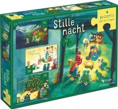 Tff-883744 , Puzzel kerstliedjes - marijke ten cate (12-16-20-24)