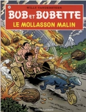 Willy  Vandersteen Bob et Bobette 238 le mollasson malin