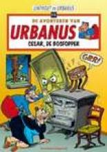 Willy  Linthout De avonturen van Urbanus Cesar, de bosfopper 115