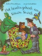 Julia  Donaldson Het lievelingsboek van Simon Snoek