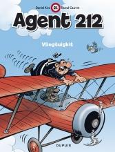 Daniël,Kox/ Cauvin,,Raoul Agent 212 21