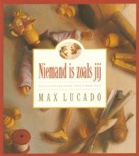 Max  Lucado Nerflanders-Serie Niemand is zoals jij