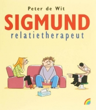 Peter de Wit Rainbow pocketboeken Sigmund