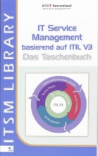 , IT Service Management basierend auf ITIL V3