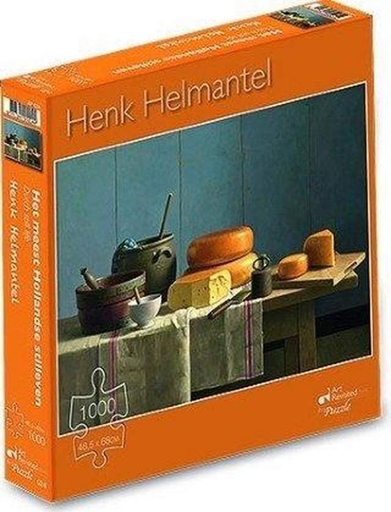 ,Henk Helmantel - Het meest Hollandse stilleven - Puzzel 1000 stukjes