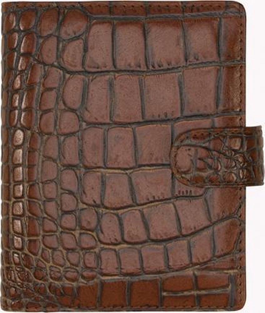 Pj212cd01,Agendaomslag succes junior crocodylia bruin