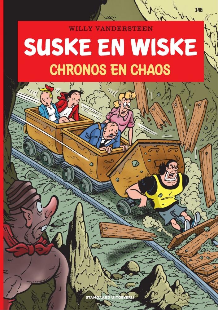 Willy Vandersteen,Chronos en chaos