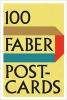 , 100 Faber Postcards