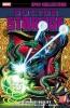 Rosie Thomas & G.  Colan, Doctor Strange Epic Collection