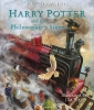 J. Rowling & J.  Kay, Harry Potter and the Philosopher's Stone (illustrated)