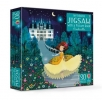 , Usborne Jigsaw with a Picture Book Cinderella